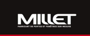 Logo groupe millet mobile