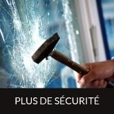 plus de securite