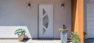 header portes d'entrée pvc voyel millet