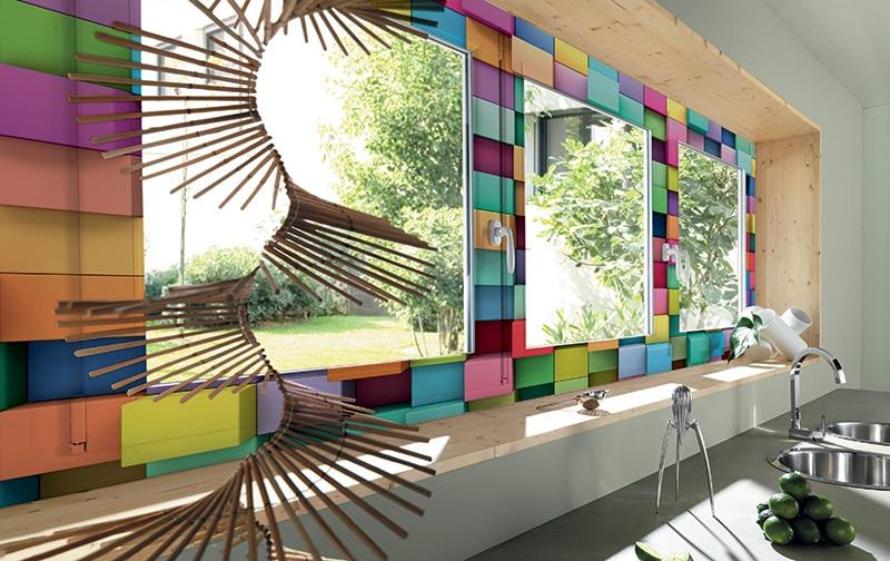 fenêtres PVC couleur