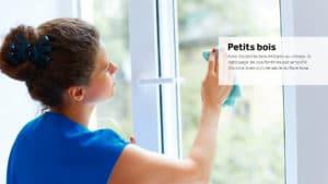 petits bois sur fenetre facilite le nettoyage des vitres