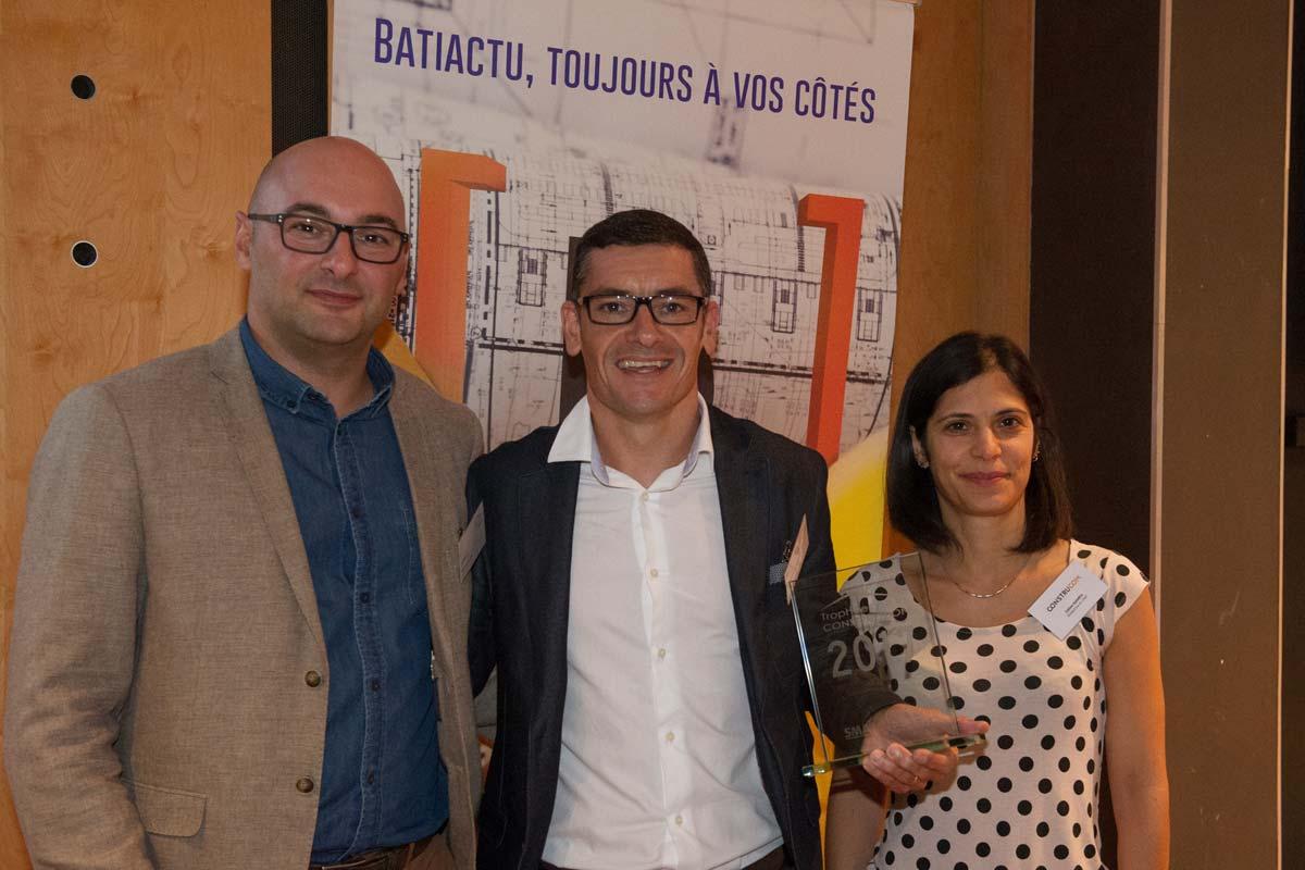 Florent ardouin - Directeur Communication et Stéphane Brossard - Agence 71