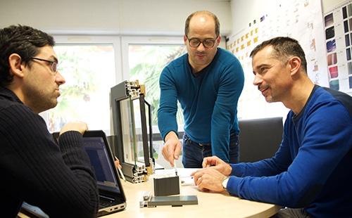 bureau étude innovation fenetre millet