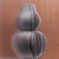 vitrage decoratif fenetre millet