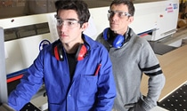 formation jeune apprentis et jeunes menuisiers millet