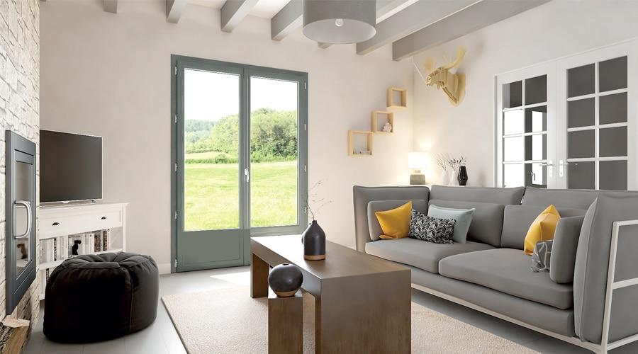 slideshowc cybel fenetres pvc millet millet fabricant de portes et fen tres sur mesure. Black Bedroom Furniture Sets. Home Design Ideas