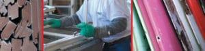 bandeau recyclage des fenêtres par Millet