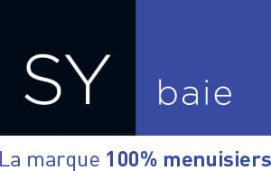 logo sybaie marque 100% menuisiers
