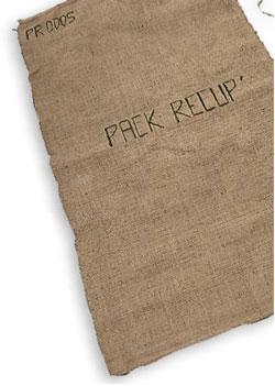 sac du pack récuperation Groupe Millet Industrie
