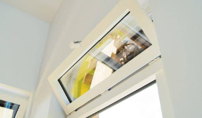 ventilation des fenêtres millet