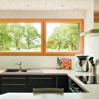 fen tre et porte fen tre mixte pvc alu bois millet. Black Bedroom Furniture Sets. Home Design Ideas