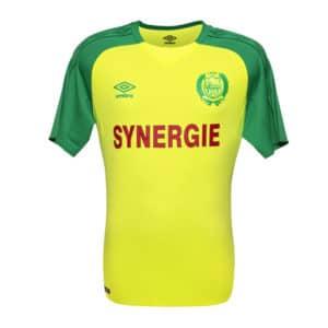 maillot FC Nantes 2017-2018