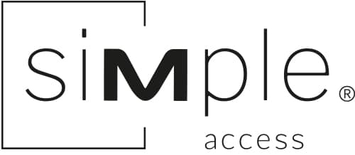logo siMple access