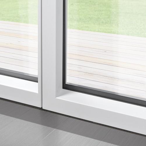 fenêtre siMple : ouvrant en acier soudé