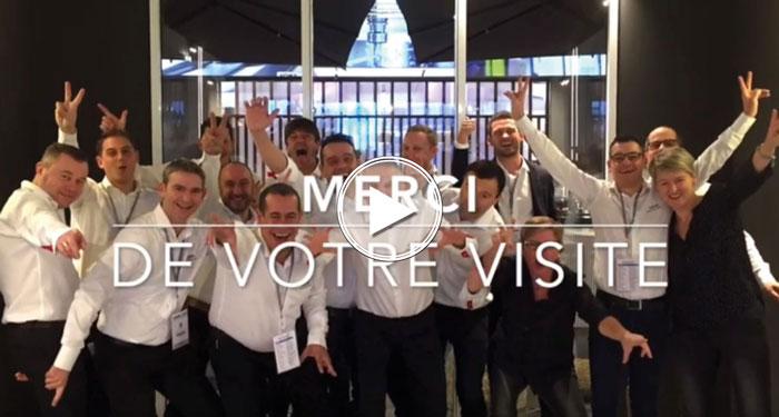 film equipbaie 2018 stand Millet
