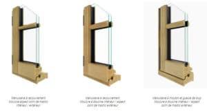 les 3 styles de fenêtres bois Millet