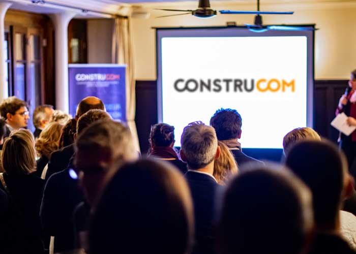 Trophées Construcom award 2019