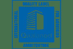 logo Qualanod label qualite architecture