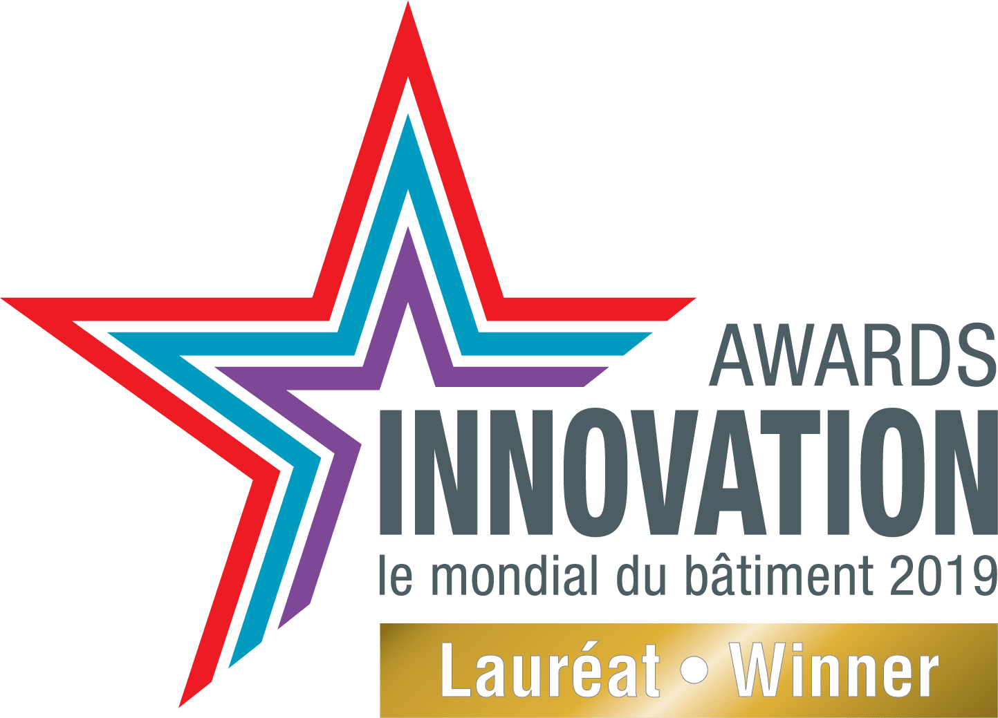 logo Awards de l'innovation Batimat 2019