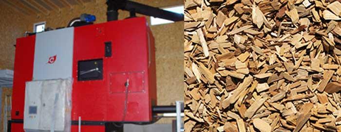notre chaudière Biomasse