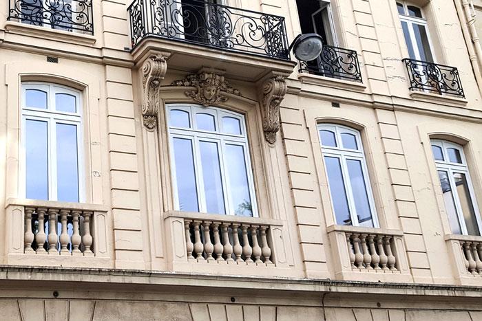 immeuble Haussmannien ACIBOIS