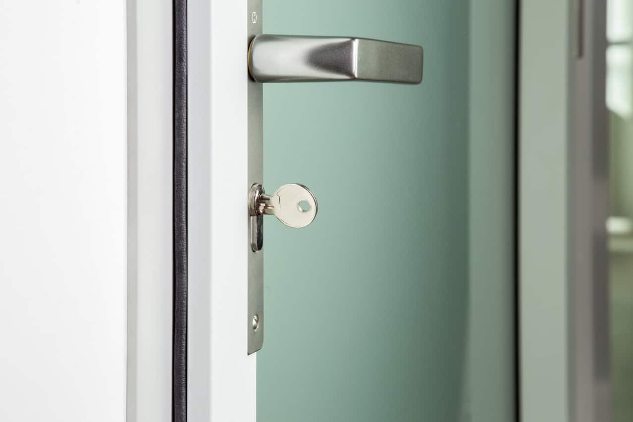 Porte serrure siMple et siMple Access