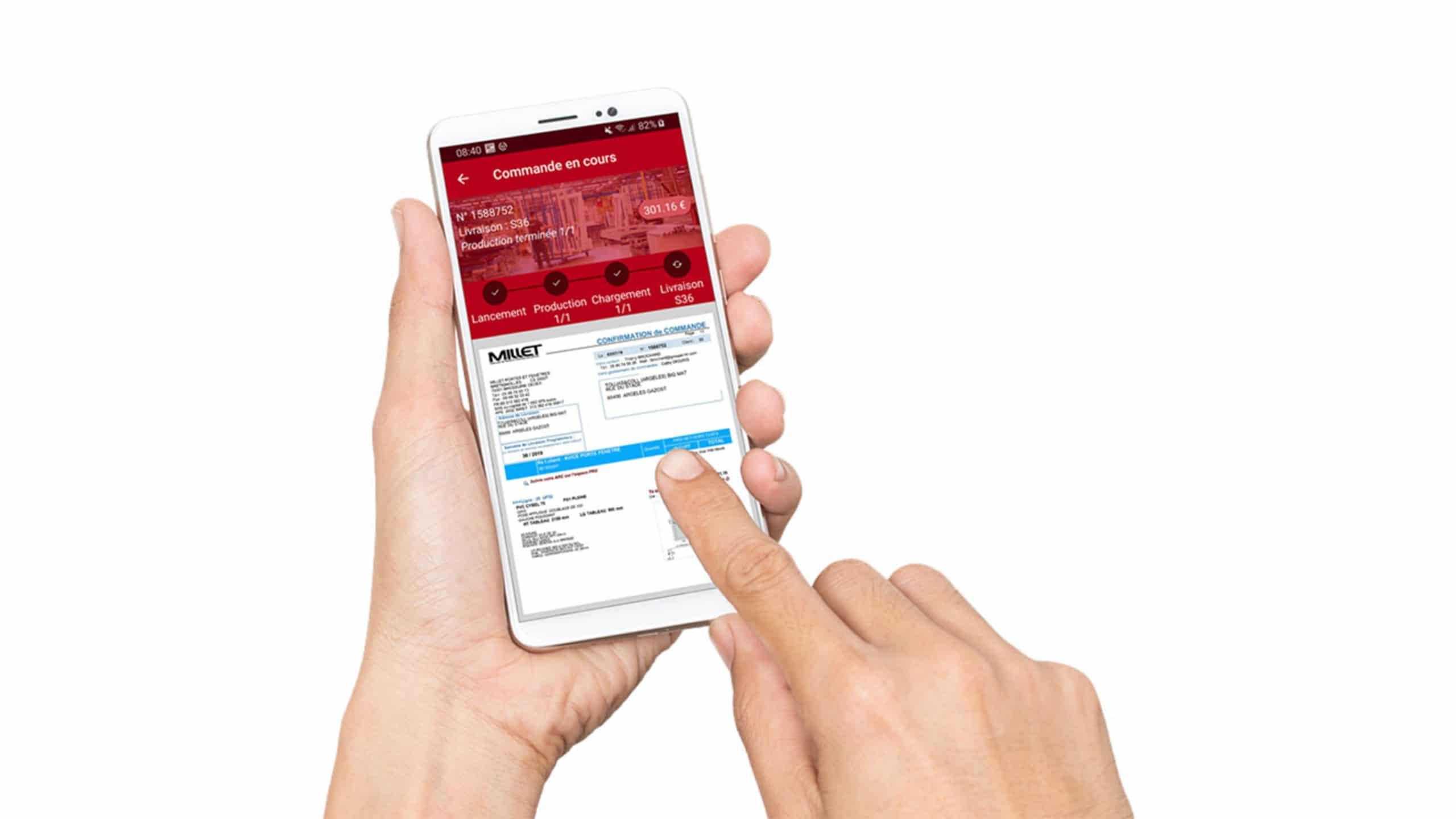 Application M-Connect